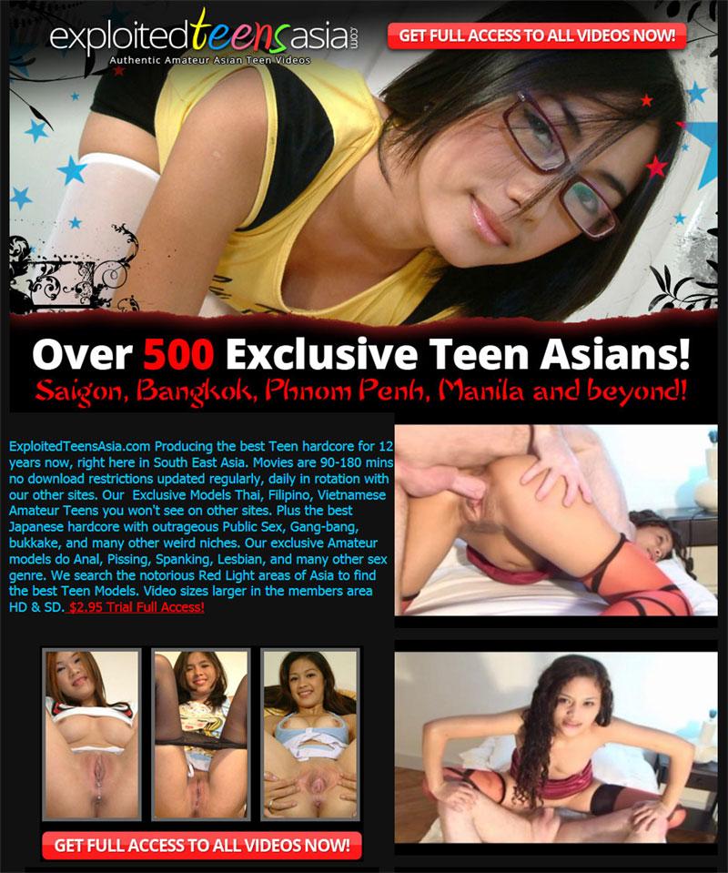 Exploited Teens Asia FHG